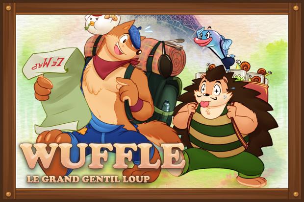 Wuffle, le grand gentil loup: campagne Indiegogo Seyt2jxqlnjdflyqpqks